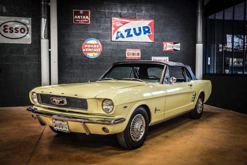 Mustang 289 Ci Cabriolet – Profil