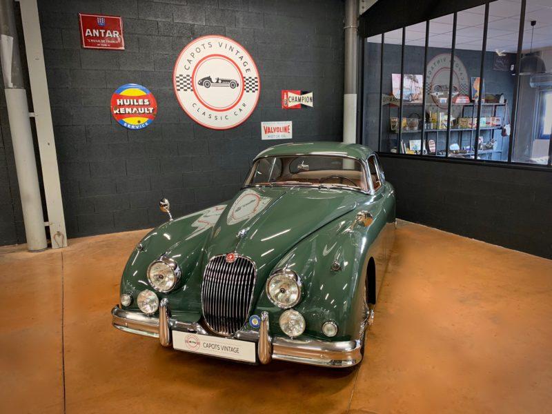 Jaguar XK150 – Avant