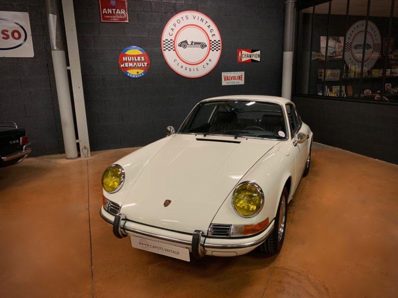 Porsche 911 2.0 T – Avant