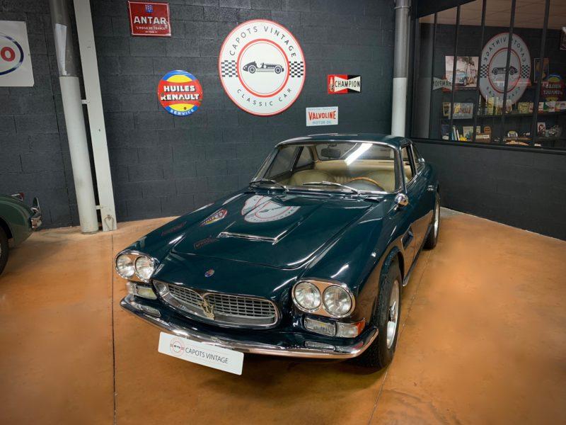 Maserati Sebring S2 – Avant