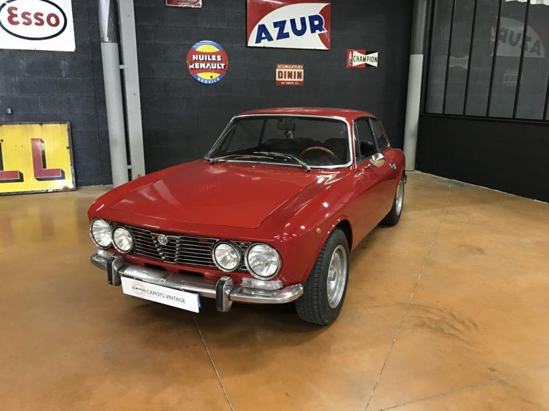 Alfa Romeo Bertone 2000 – Avant