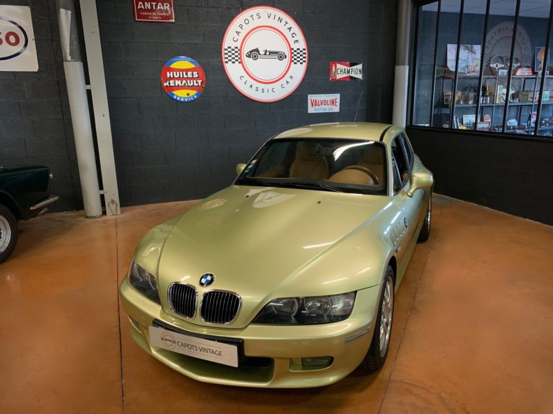 BMW Z3 3.0 Coupe – Avant
