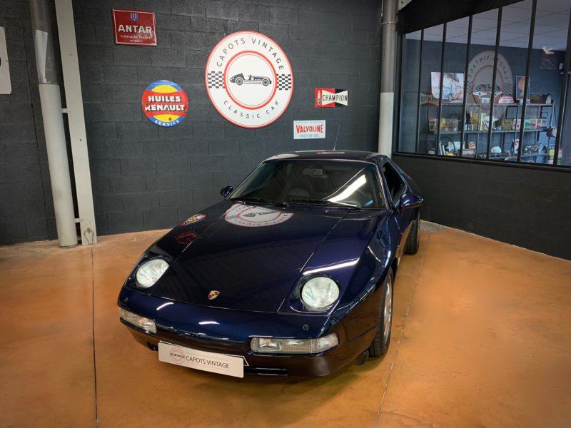 Porsche 928 GTS – Avant