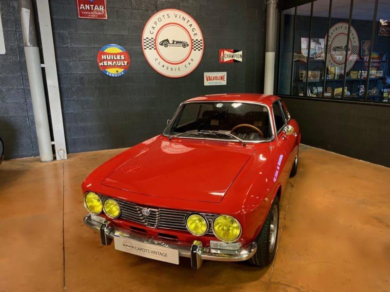 Alfa Romeo 2000 bertone – Avant