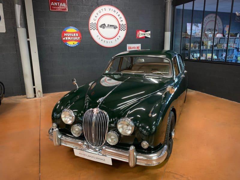 Jaguar MK2 – Avant