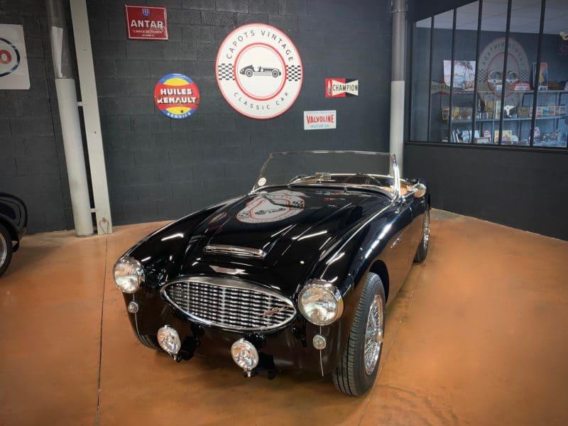 Austin Healey 3000 BN7 – Avant