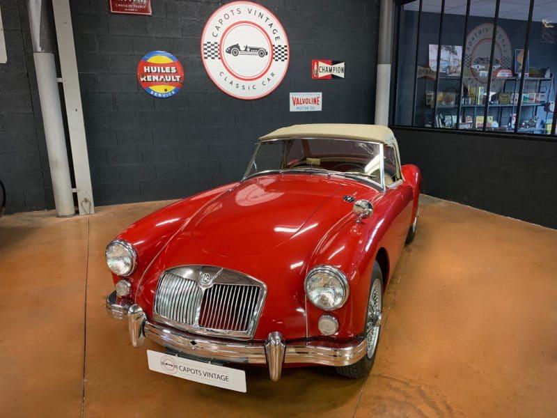 MGA 1600 Red – Avant