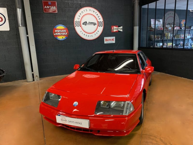 Alpine GTA V6 Turbo – Avant