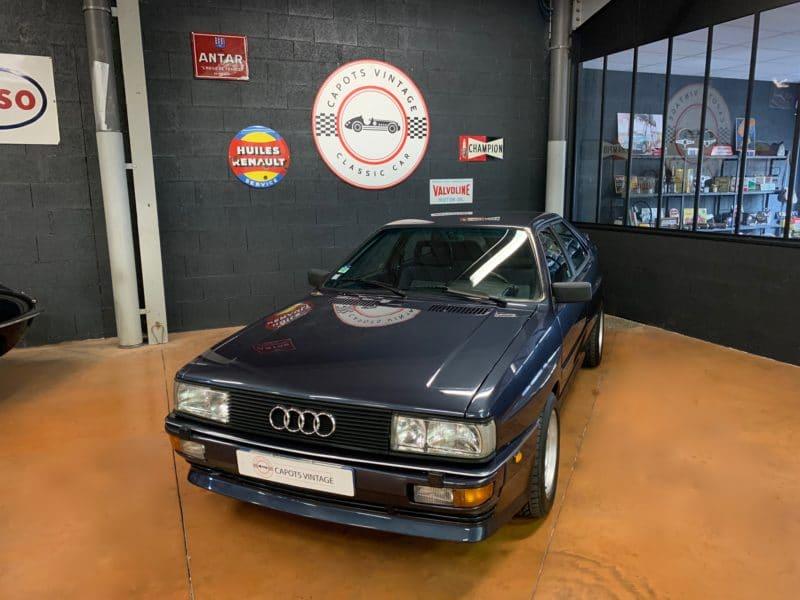 Audi Quattro Turbo – Avant