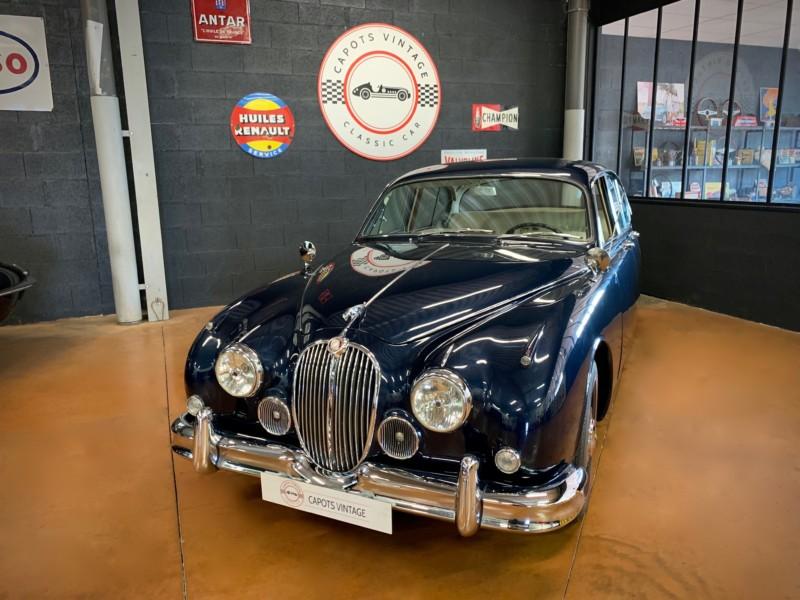 Jaguar MK2 3.8 – Avant