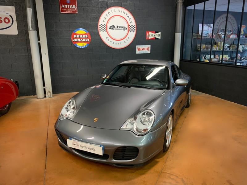 Porsche 996 4S – Avant
