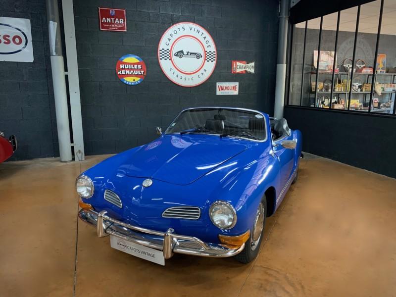 Karmann Ghia Cabriolet – Avant