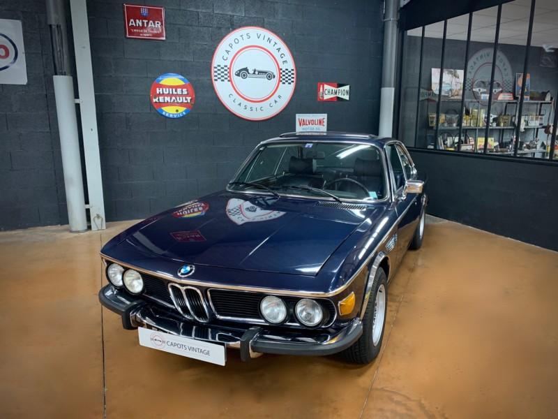 BMW 3.0 CS – Avant