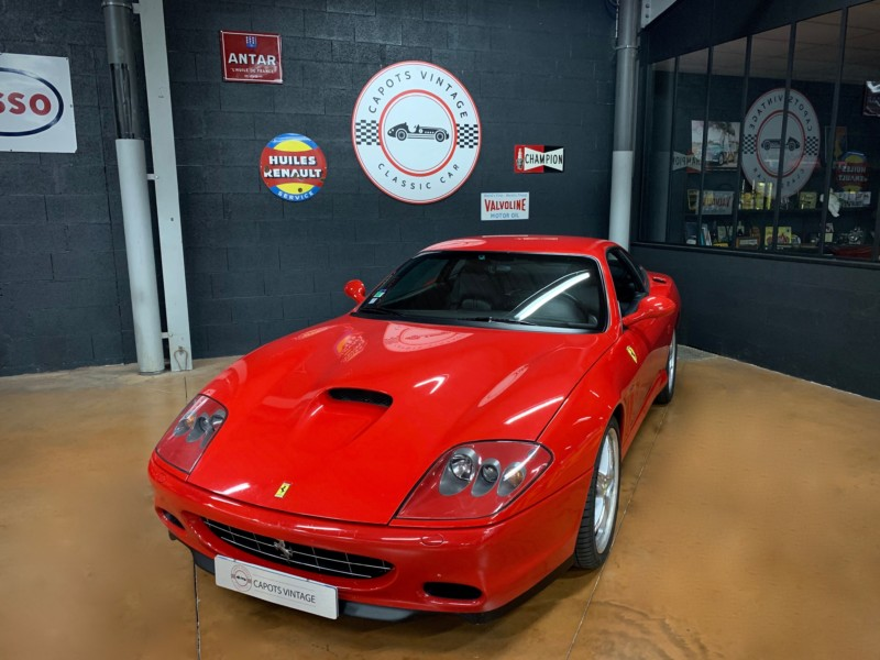 Ferrari 575M Maranello – Avant