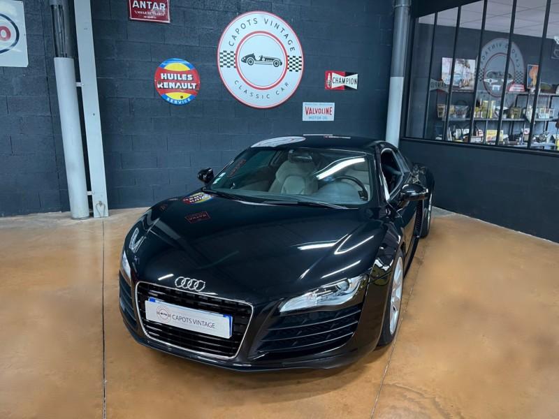 Audi R8 – Avant