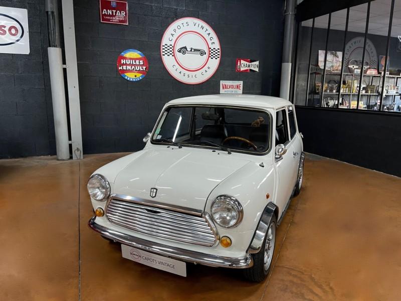 Mini Austin 1000 – Avant