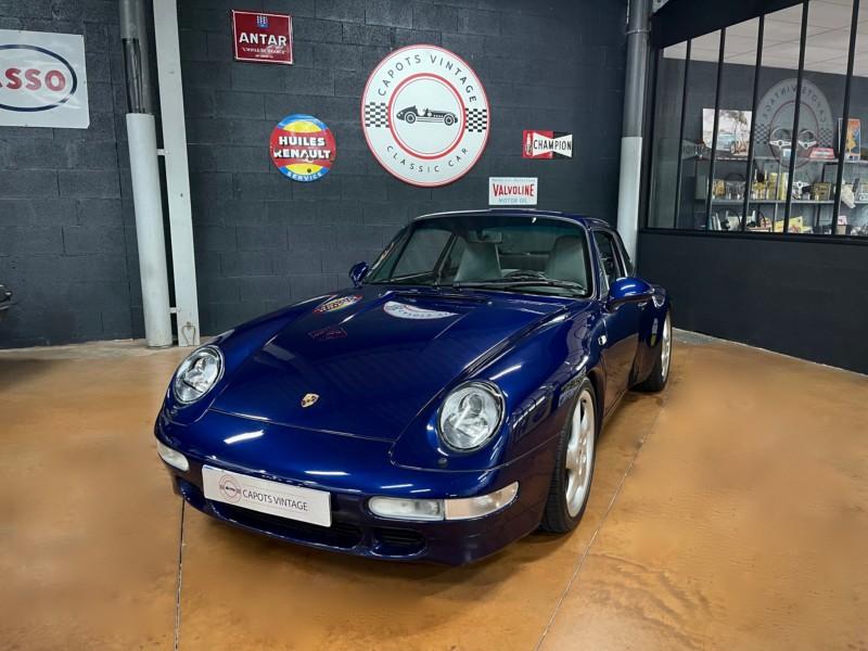 Porsche 993 Carrera 2 – Avant