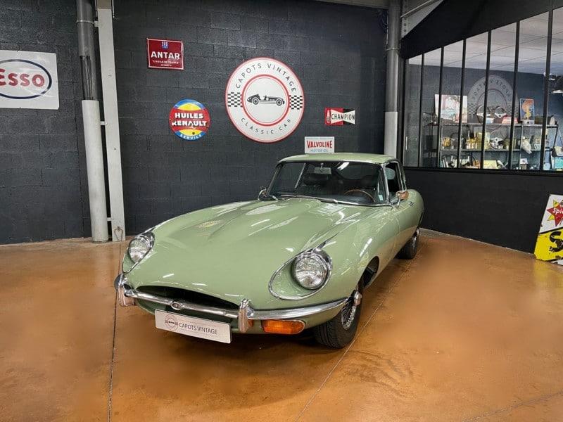 Jaguar Type E S2 4.2 – Avant