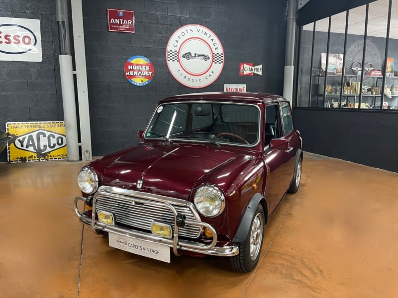Mini Austin 30th Anniversaire – Avant